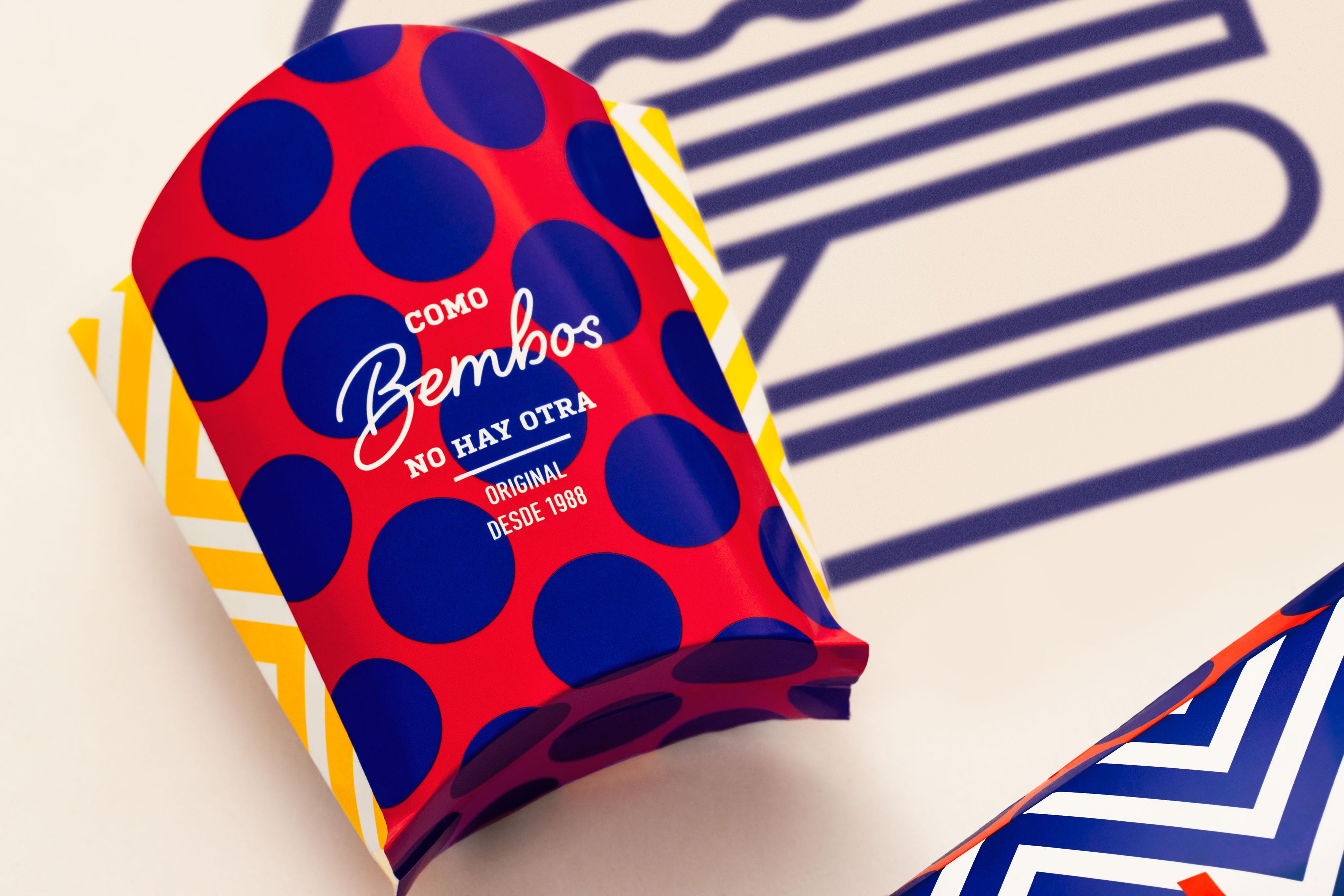 Branding Bembos por Infinito